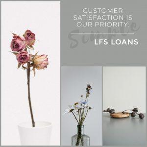 Customer satisfaction by lfs loans